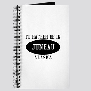 I'd Rather Be in Juneau, Alas Journal